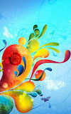 Abstract-Shapes-Colorful-Painting-iPhone-6-Plus-HD-Wallpaper