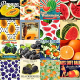 Fruit Collage 2