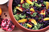 #Colorful Winter Salad
