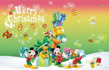 Merry Christmas From Mickey and the Gang