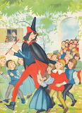 Willy Schermele, Pied Piper of Hamelin