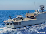 FRIGATE Limnos (F451) HELLENIC NAVY by Nick Thodos