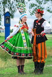 Traditional Polish Wedding Clothing for the Bride & the Groom