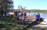 Launching-the-boats credit Sussex Inlet River Dragons