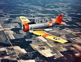 North American SNJ, Early 40s