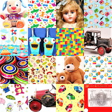 Toys Collage 2