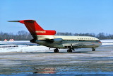 D.B. Cooper Hijacked THIS Northwest Orient Boeing 727 in 1971