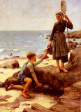 Young Fishers. Jules Bastien-Lepage 1881