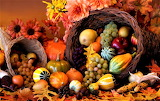 #Thanksgiving Cornucopia