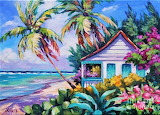 Tropical Island Cottage in the Caribbean