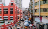 Macao, Three Lamps District,