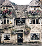 Tea Room in the Cotswolds Britain England UK