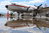 Reflections Of A DC-4