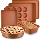 Copper cookware for Baking