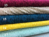 Colorful pattern fabric textile lace