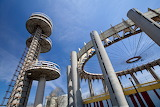 New York State Pavilion Queens New York