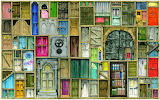 Doors Closed By Colin Thompson