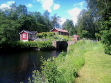 Dalslands Canal Sweden - Photo of my own.