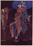 Harry Clarke, Poe Tales of Mystery and Imagination 4