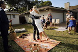 Front Yard Wedding