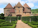 Chateau de Berze le Chatel - France