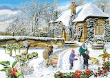 'Winter Garden' by Trevor Mithell