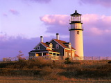 CAPE COD LIGHTHOUSE, MASSACHUSETTS