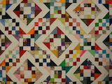 ^ Quilt of bits and pieces