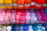 ^ Wool at the craft store