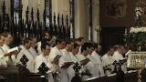 Dominicans-in-choir-Order of Preachers