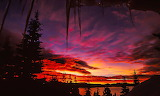 A Tahoe Sunset