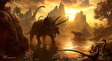 #Land of the Dinosaurs- Pinterest