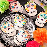 #Day of the Dead Cookies