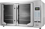 Oster Digital French Door Oven looks elegant, cooks with convect