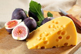 Simple as cheese & figs