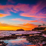 Laguna Beach Sunset...