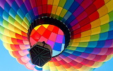 ☺ Amazing hot air balloon...