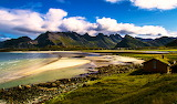 Lofoten Beach - Photo id-5130031 Pixabay by Trond Giæver Myhre