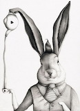 Ester Garcia Cortes, the White Rabbit
