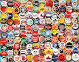 Beer Caps by Charles Girard