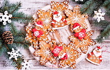 #Decorated Gingerbread Cookies