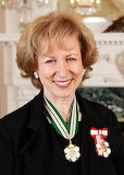 Kim Campbell - first female Prime Minister - 25-06-1993 to 04-11