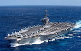 Airpower at sea: USS Theodore Roosevelt