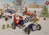 2015 Brooklands Christmas Card