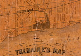 Tremaines Map