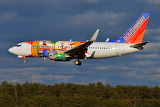 """Florida One"" Southwest Airlines Boeing 737 N945WN"