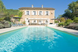 Luxury French stone house, pool and garden