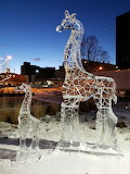 Richmond Indiana Ice Festival