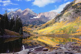 Maroon Bells Colorado - Photo from Piqsels id-styhv