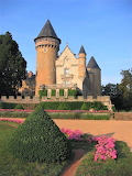 Chateau de Busset - France